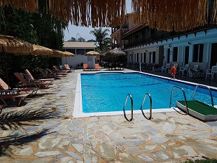drossia palms hotel and nisos beach suites